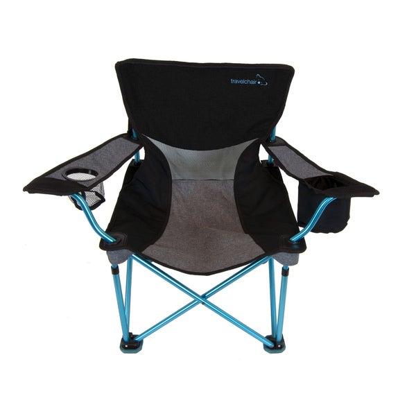Fantastic Frenchcut Aluminum Folding Chair Blue Machost Co Dining Chair Design Ideas Machostcouk