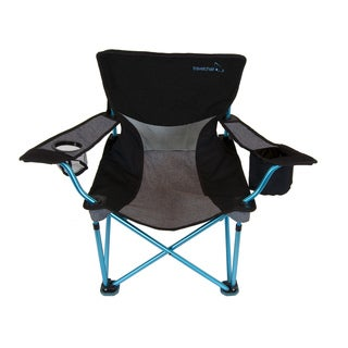 Frenchcut Aluminum  Folding Chair - Blue