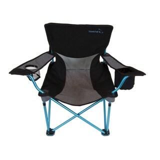 Frenchcut Aluminum Folding Chair - Blue