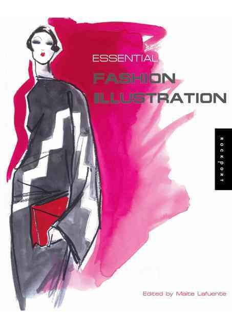 Essential Fashion Illustration (Paperback)
