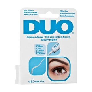 Ardell Lashes Duo 0.25-ounce Clear Lash Adhesive