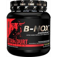 Betancourt B-NOX Androrush Pre-Workout Testosterone Pump Green Apple (35 Servings)