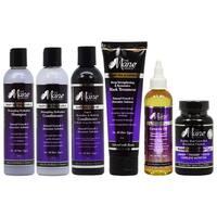 The Mane Choice 6-piece Complete Healthy Hair Regimen