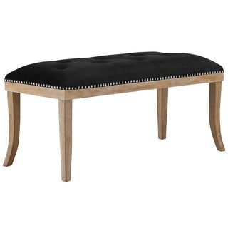 Expression Upholstered Fabric Bench