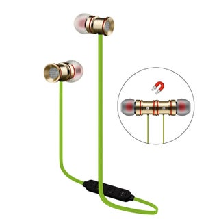 Universal Bluetooth Wireless Stereo Headset , Sports Earphones With Microphone