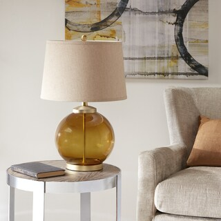 Madison Park Berger Brown Table Lamp