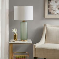 Madison Park Simon Green Table Lamp