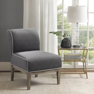 Madison Park Signature Gibson Grey Occasional Chair