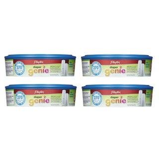 Playtex Diaper Genie Diaper Pail Refill - 4 Pack