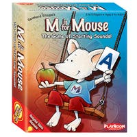 Playroom Entertainment M is for Mouse
