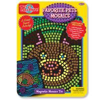 T.S. Shure Favorite Pets Magnetic Activity Tin