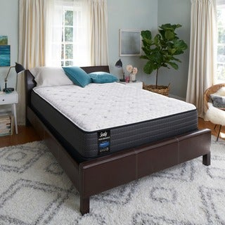 Sealy Response Performance 12-inch Plush Queen-size Mattress Set