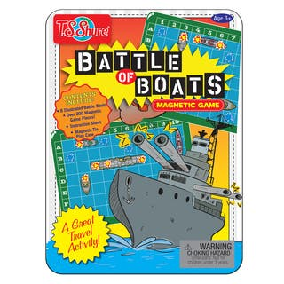 T.S. Shure Battle of the Boats Game Mini Tin|https://ak1.ostkcdn.com/images/products/17486996/P23715793.jpg?impolicy=medium