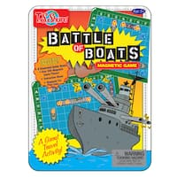 T.S. Shure Battle of the Boats Game Mini Tin