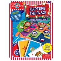 T.S. Shure Capture the Flag Magnetic Game Tin