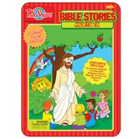 T.S. Shure Bible Stories Magnetic Tin Playset