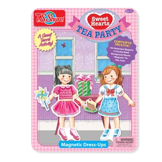 Sweetheart Dolls Magnetic Dress-Ups Tin Playset