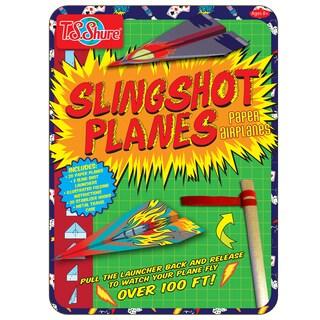 T.S. Shure Slingshot Fliers Activity Tin