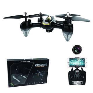 Black Endeavor Drone w/0.3MP WIFI FPV Cam 1 Key Return|https://ak1.ostkcdn.com/images/products/17487061/P23715875.jpg?impolicy=medium