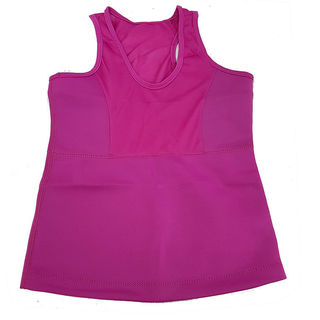 Hot Thermal Sweat Neoprene Slimming Shaping Sauna Tank Top Shirt
