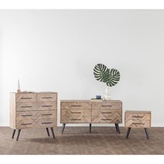Clyde Mid-Century Solid Wood 6 Drawer Dresser by Kosas Home|https://ak1.ostkcdn.com/images/products/17487140/P23715911.jpg?impolicy=medium