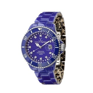 ToyWatch Toy MrHyde Blue and Leopard HY04BL