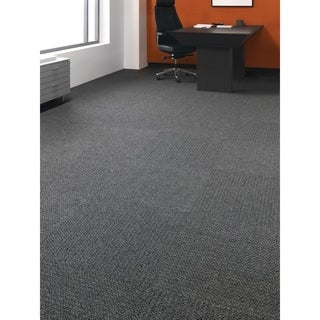 "Mohawk Laconia 24"" x 24"" Carpet tile in MATHEMATICIAN (2 options available)"