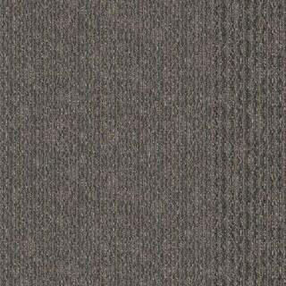"""Mohawk Bedform 12"""" x 36"""" Carpet tile plank in LACE"""