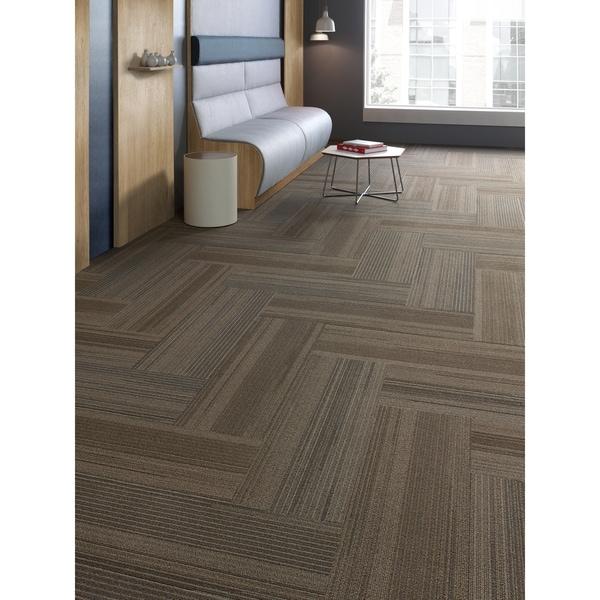 Mohawk milford 12 x 36 carpet tile plank in weave free for Milford flooring
