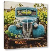 Scott Medwetz 'Vintage Chevrolet' Gallery-wrapped Canvas