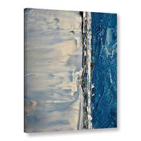 Scott Medwetz's Prussian Blue, Gallery Wrapped Canvas