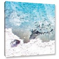 Scott Medwetz 'Picton Blue' Gallery-wrapped Canvas