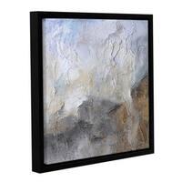 ArtWall Scott Medwetz 'Nobel' Gallery-wrapped Floater-framed Canvas Wall Art