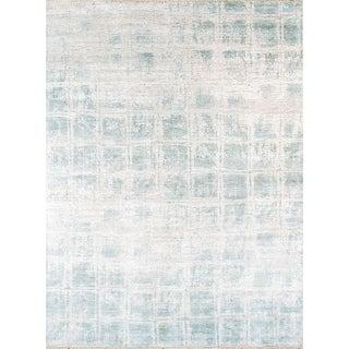 "Pasargad Modern Collection Bamboo Silk Area Rug- 7'11"" X 10' 2"""