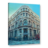 Scott Medwetz's French Cornerstone, Gallery Wrapped Canvas