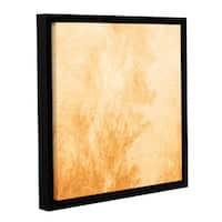 ArtWall Scott Medwetz 'Chardonnay' Gallery-wrapped Floater-framed Canvas Wall Art