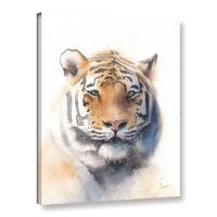 Eric Sweet's 'Tiger' Gallery Wrapped Canvas