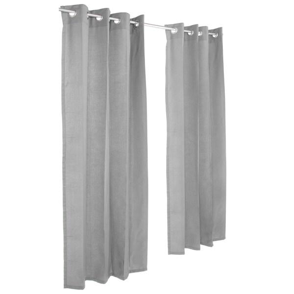 Pawleys Island Sunbrella Curtain -  Spectrum Dove