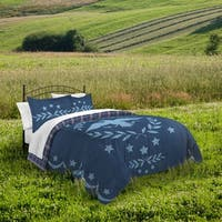 Destinations Independece Eagle Cotton 3-piece Comforter Set