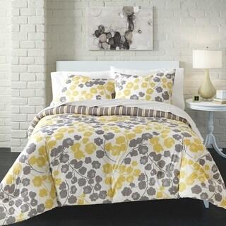 Loft Style Seneca Cotton 3-piece Comforter Set