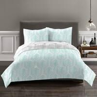 Loft Style Phoenix Cotton 3-piece Comforter Set
