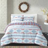 Loft Style Laguna Cotton 3-piece Comforter Set