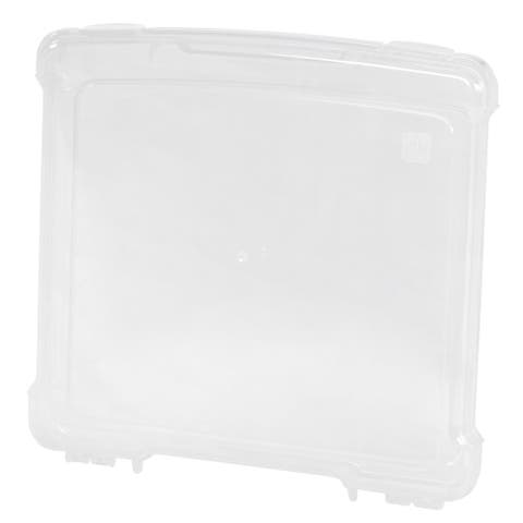 IRIS Clear Slim Portable Project Storage Case (Pack of 10)