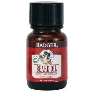 Badger Man Care 1-ounce Beard Oil