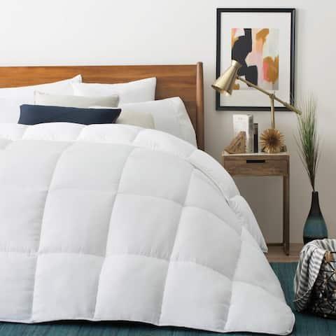 LUCID Down Alternative All-season Comforter