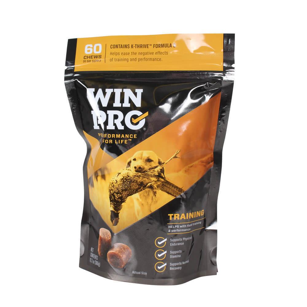 WinPro Training Dog Supplement (60 Chews) (60 Chews), Grey