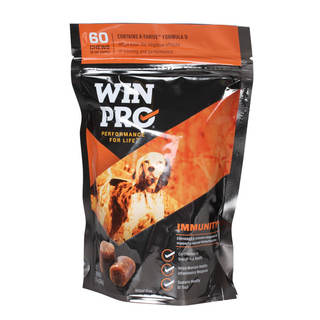 WinPro Immunity Dog Supplement (60 Chews)
