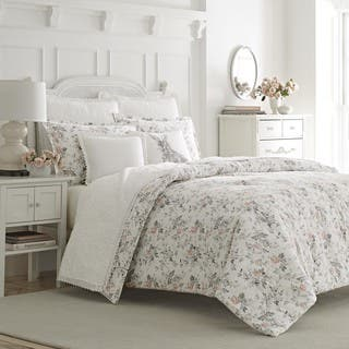 laura ashley bedding bath for less. Black Bedroom Furniture Sets. Home Design Ideas