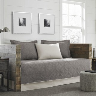 eddie bauer axis grey 5piece daybed cover set