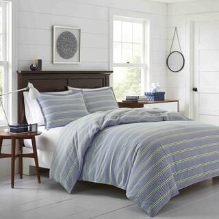 Poppy & Fritz Pierson Flannel 3-piece Comforter Set